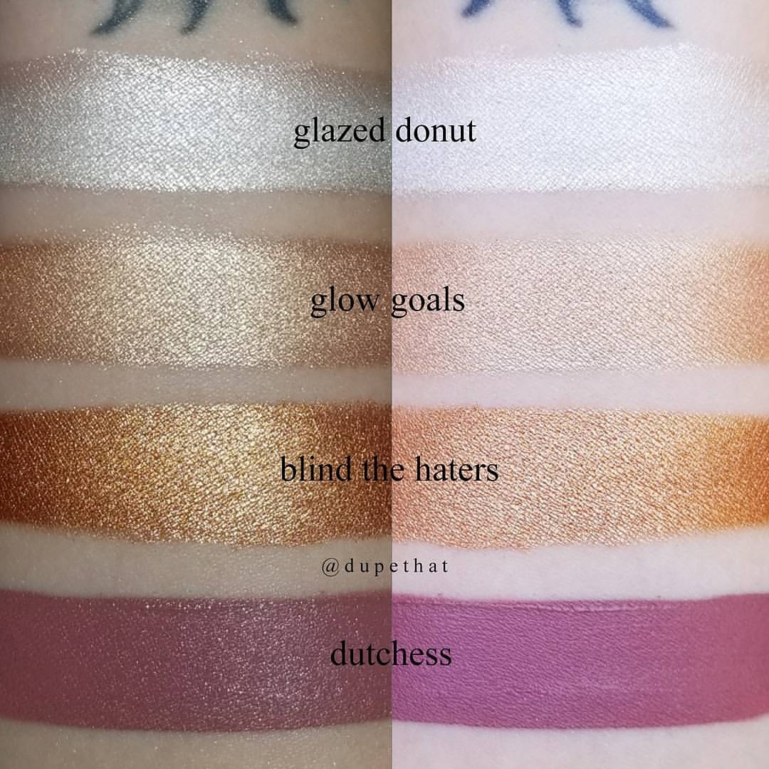 Highlighter Godet Pan Refill 10g Glazed Donut Ofra