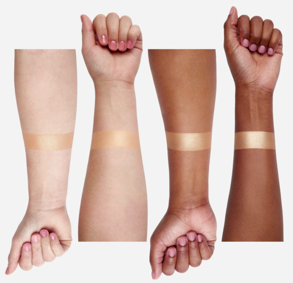 rodeo-drive-highlighter-ofra-arms-swatch